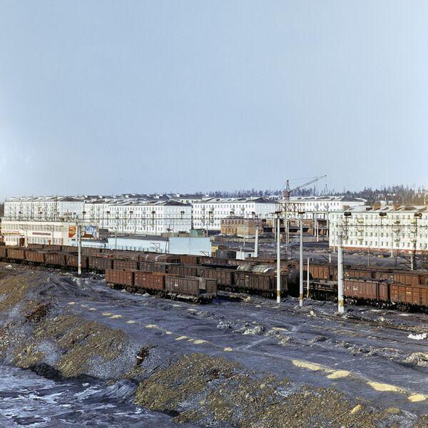 Железнодорожные составы. Архив