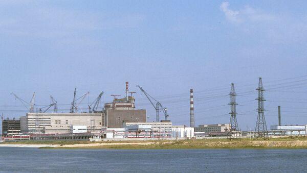 Балаковская атомная электростанция. Архивное фото