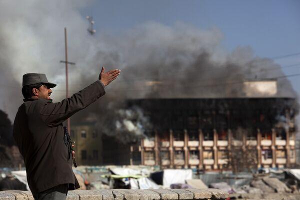 Теракт в Кабуле. Архив