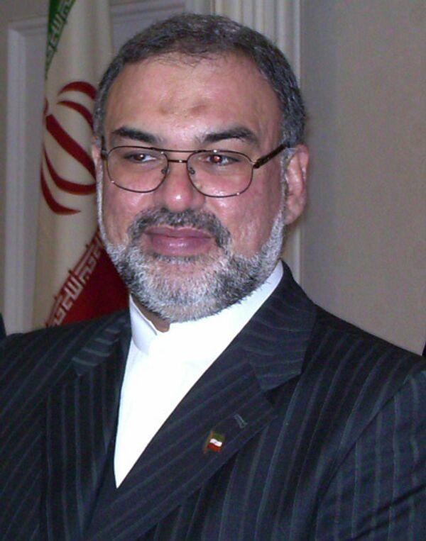 Посол Исламской Республики Иран в Российской Федерации Сейед Махмуд Реза Саджади