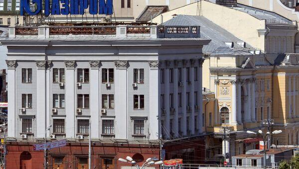 Здание Колонного зала. Архивное фото