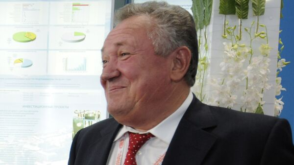 Губернатор Волгоградской области Николай Максюта