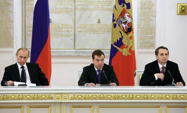 Заседание Госсовета по развитию политической системы, состоявшееся в пятницу 22 января, стало хитом минувшей недели