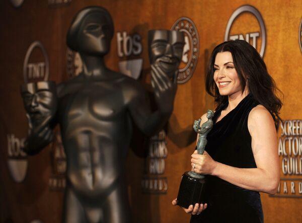 Сандра Буллок стала лучшей актрисой года по мнению Гильдии киноактеров
