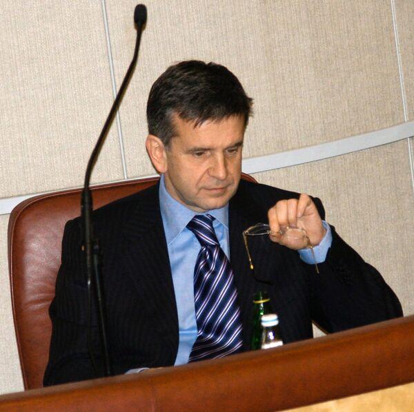 Михаил Зурабов. Архив