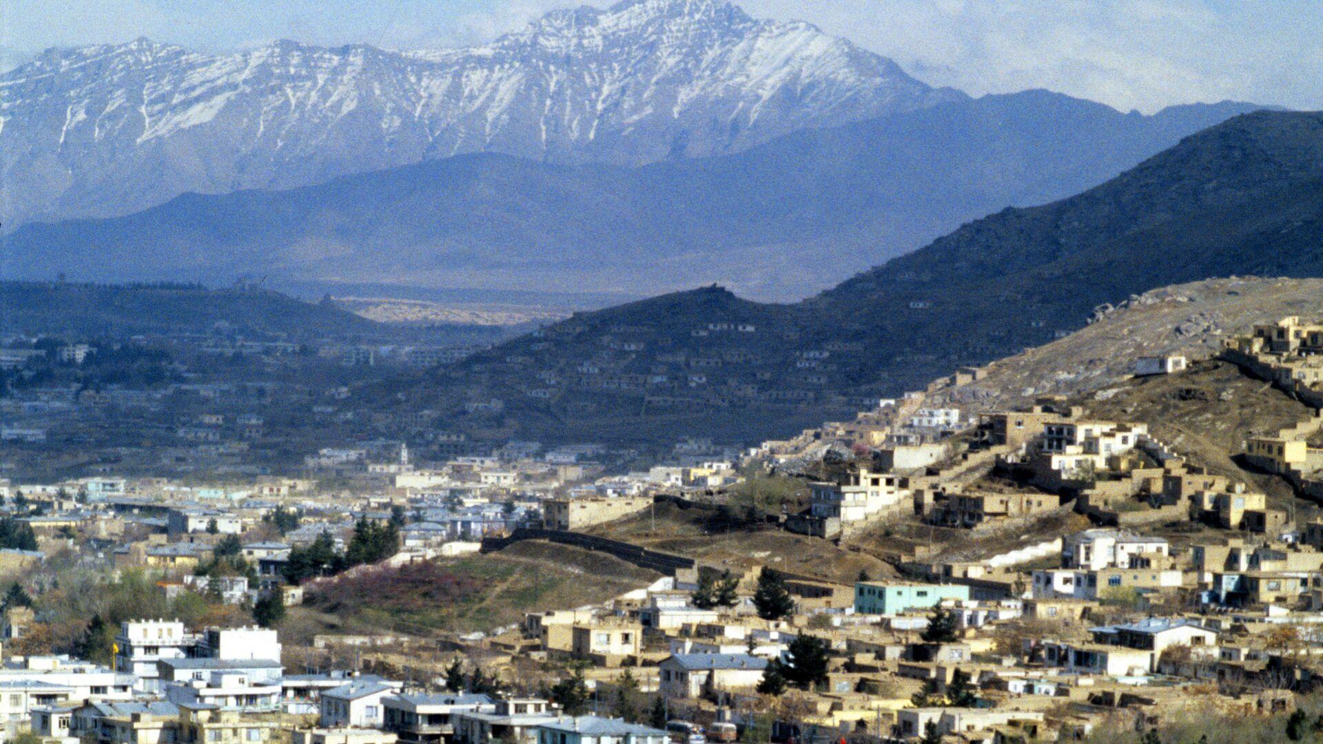 Вид города Кабул - РИА Новости, 1920, 03.06.2021