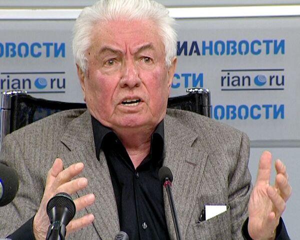 Владимир Войнович рассказал о своем отношении к творчеству Солженицына