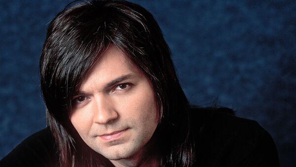 Эстрадный певец и композитор Дмитрий Маликов, фото из архива