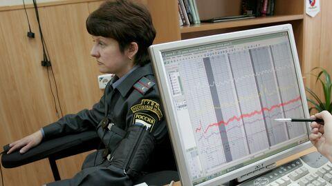 Сотрудники правоохранительных органов проходят добровольную проверку с использованием полиграфа
