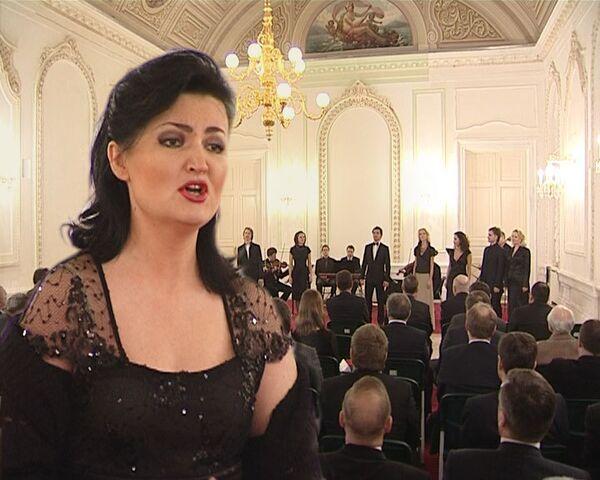 Первый концерт в Большом театре после реставрации