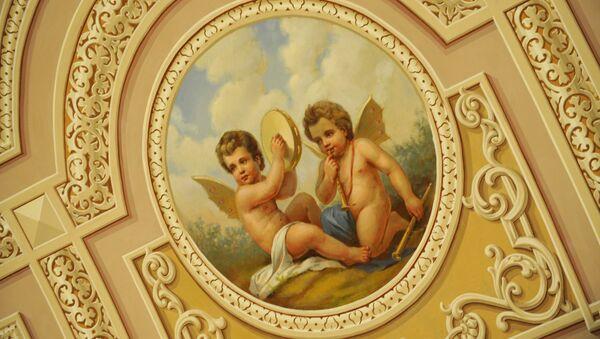 Ангелы. Архивное фото