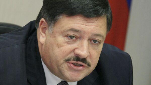 Сергей Калашников. Архивное фото