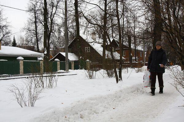 Поселок Сокол
