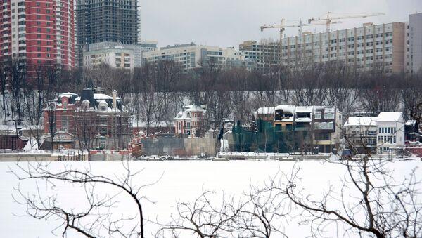 Дома на Карамышевской набережной под угрозой сноса