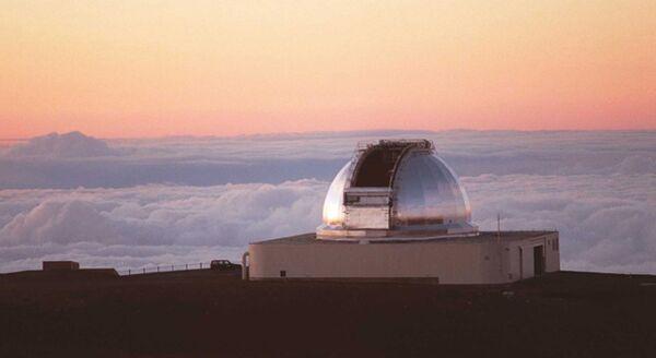 Инфракрасная обсерватория NASA  на острове Мауна-Кеа