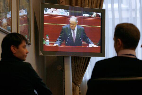 Рустам Минниханов утвержден в должности президента Татарстана