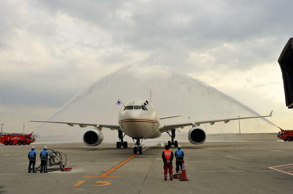Самолет Etihad Airways