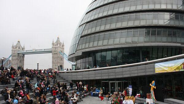 Фестиваль Масленица в Лондоне. Архивное фото