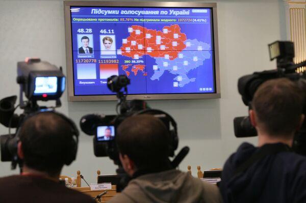 Итоги выборов на Украине отражают волеизъявление граждан - наблюдатели от МПА СНГ