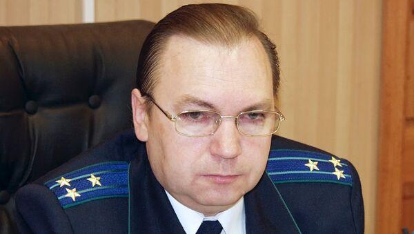 Прокурор Саратовской области Евгений Григорьев, убитый в феврале 2008 года