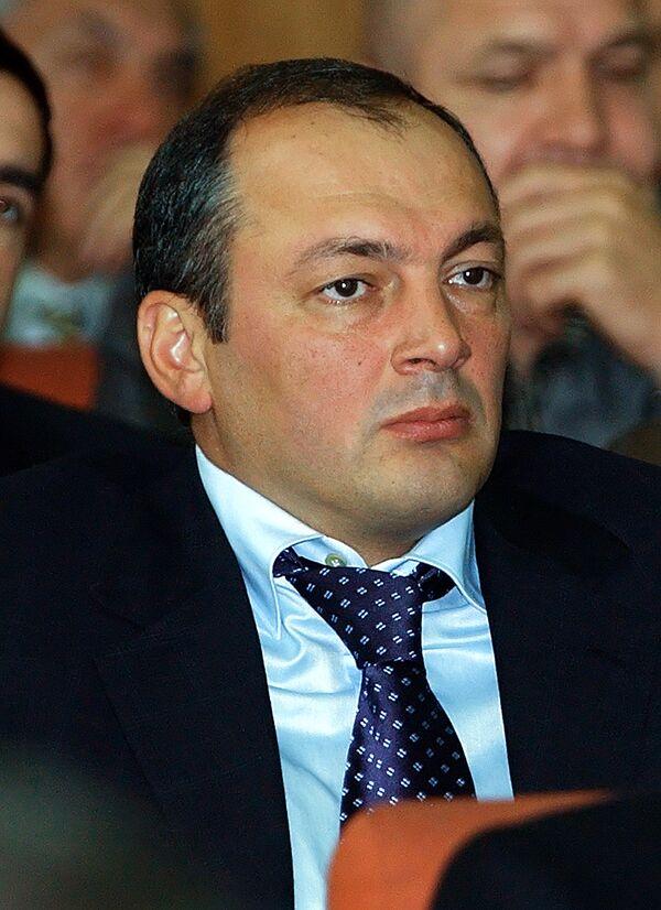 Президент Дагестана Магомедсалам Магомедов. Архив