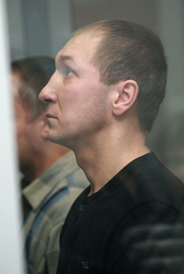 Бывший инкассатор Александр Шурман приговорен к 8 годам заключения