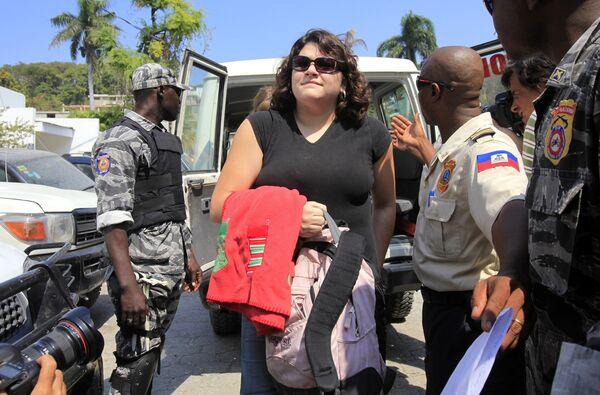 Американские миссионеры, обвиняемые в похищении гаитянских детей