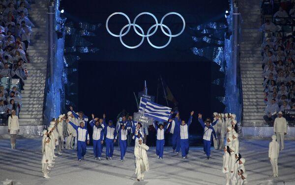 Церемония открытия XXI зимних Олимпийских игр
