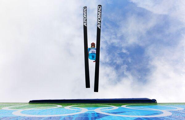 Олимпиада-2010. Трамплин