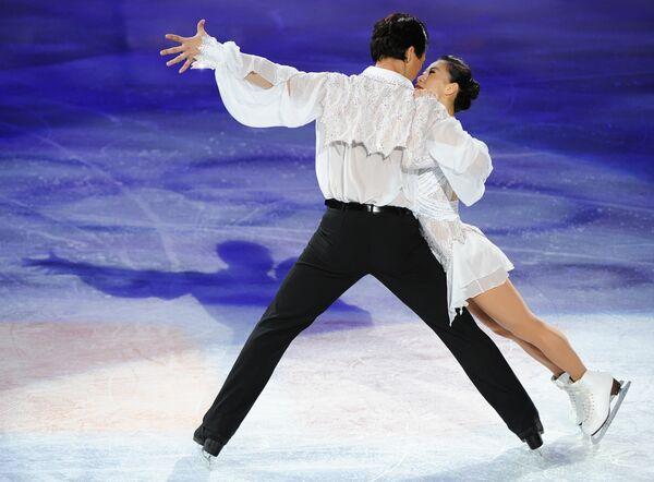 Олимпиада - 2010. Фигурное катание. Показательные выступления
