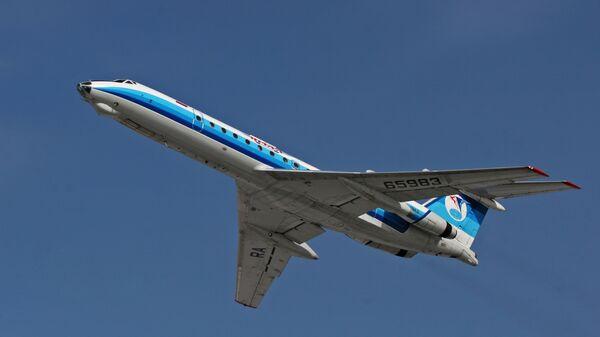 Самолет авиакомпании Ямал. Архивное фото