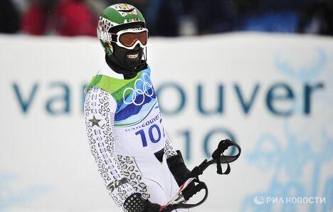 Олимпиада 2010. Горные лыжи. Мужчины. Слалом