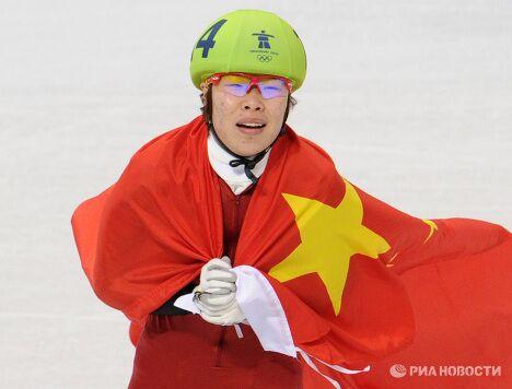 Олимпиада - 2010. Шорт-трек. Женщины. 1500 м
