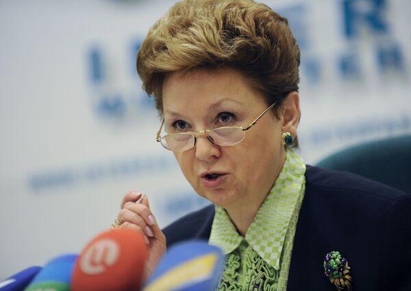 Директор ГНЦССП имени В.П.Сербского Татьяна Дмитриева