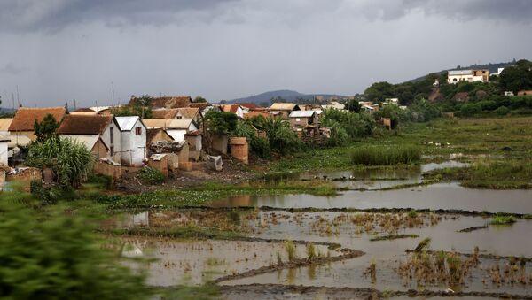 Остров Мадагаскар. Архивное фото