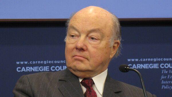 Джек Мэтлок, последний посол США в СССР. Архивное фото