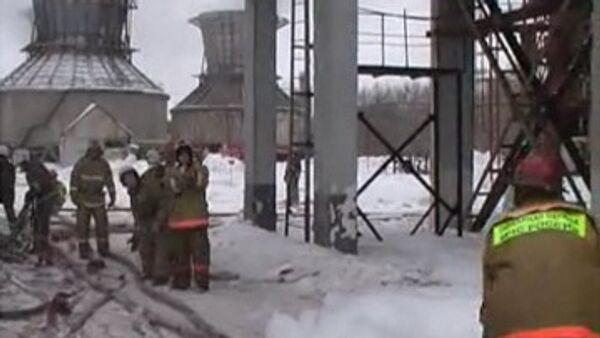 Пожар на нефтехимическом предприятии в Перми грозил взрывом