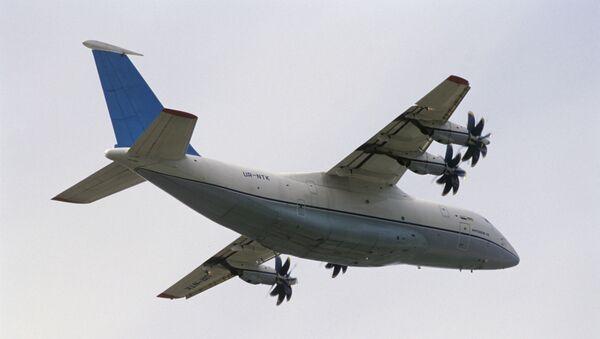 Самолет Ан-70. Архив