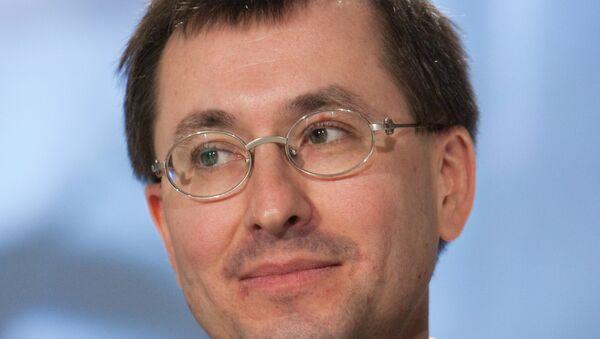 Алексей Рыбников, президент СПбМТСБ. Архивное фото