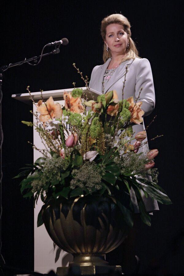 Супруга президента РФ Светлана Медведева. Архив