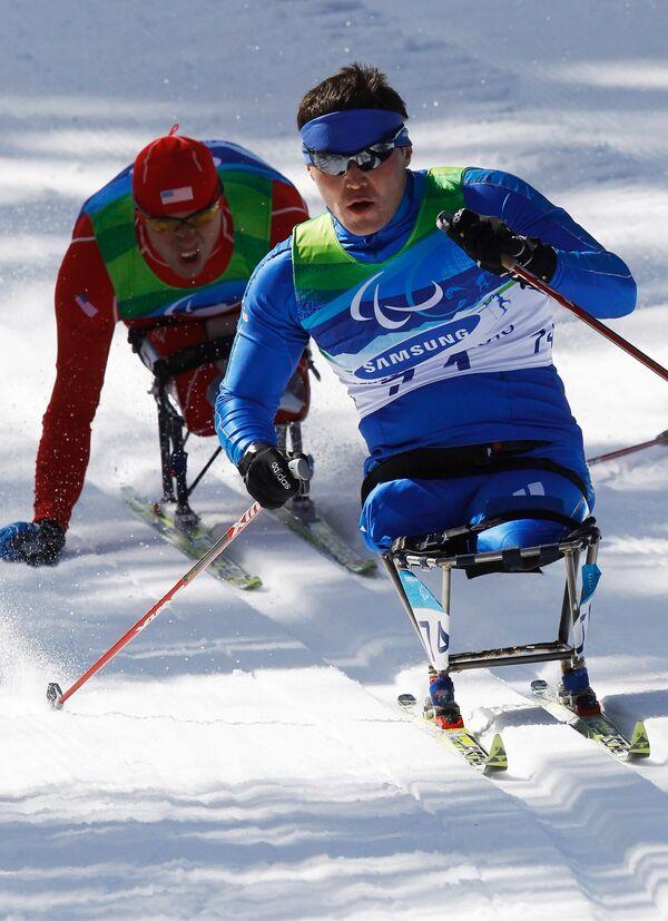 X зимние Паралимпийские игры. Лыжные гонки. Мужчины. 10 км