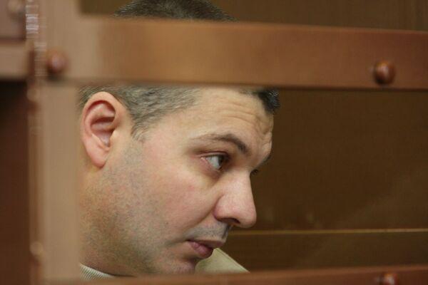 Cудебное заседание по делу об убийстве первого заместителя председателя Центробанка России Андрея Козлова