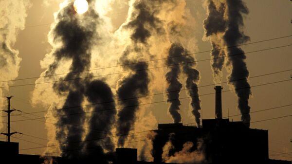 Российские предприятия могут рассекретить данные о выбросах в атмосферу