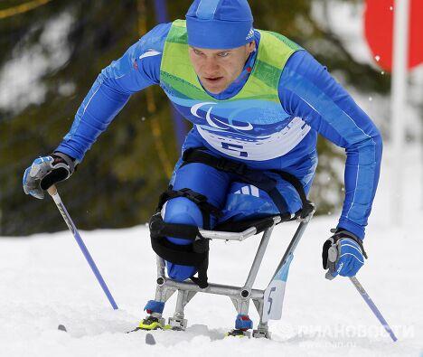 X Зимние Паралимпийские игры. Лыжные гонки. Мужчины