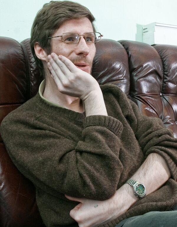 Скончался писатель и художник Дмитрий Горчев