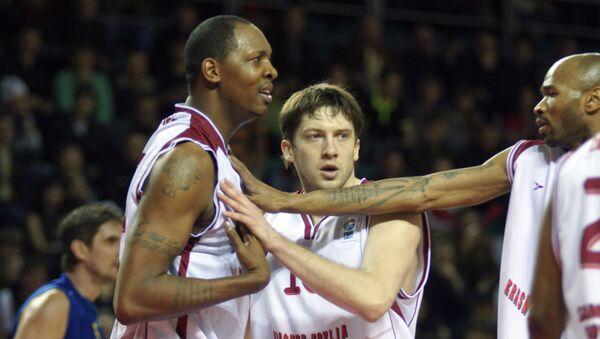 Баскетболисты Красных Крыльев (Самара, Россия)
