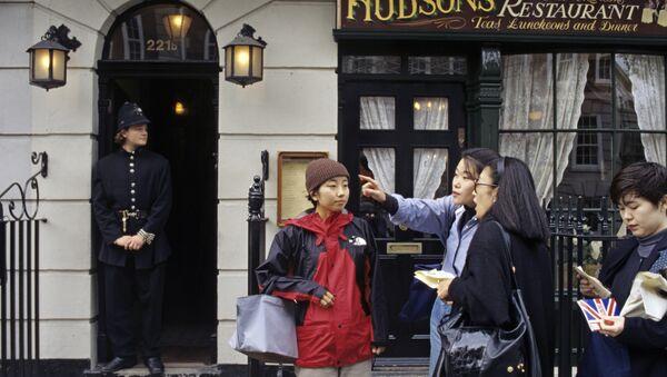 Музей Шерлока Холмса на Бейкер-стрит. Архивное фото