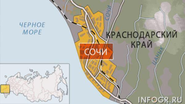 МЧС опровергло информацию о взрыве на автозаправочной станции в Сочи