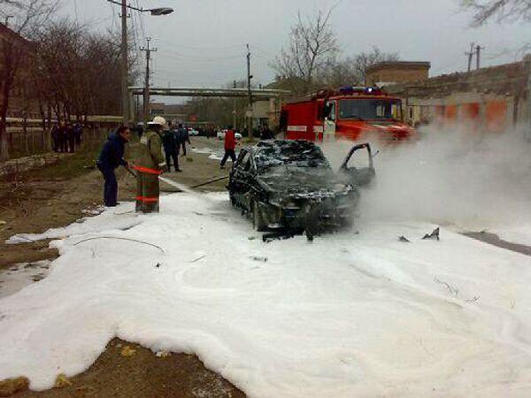 В Кизляре прогремело два взрыва