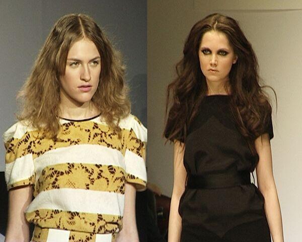 Британские дизайнеры показали москвичкам моду следующей осени